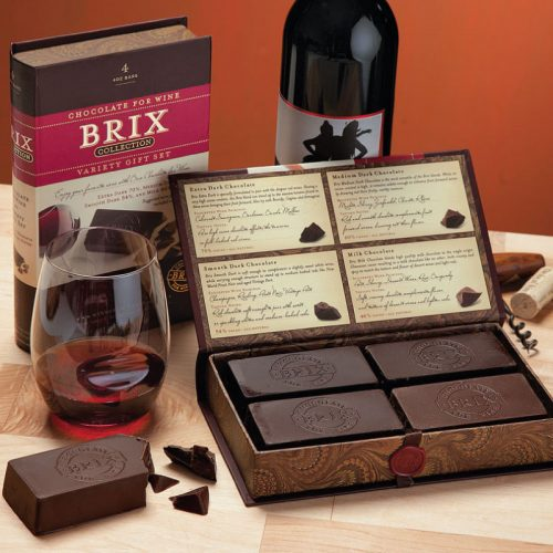 Brix Collection - Chocolate For Wine