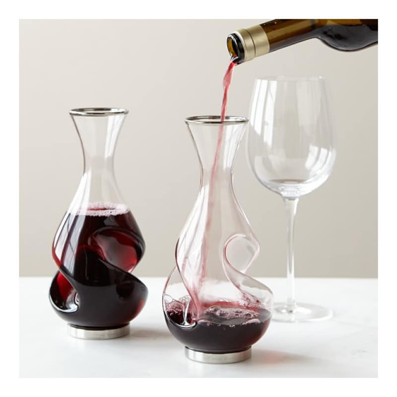 conundrum wine decanter half bottle wine gift centre. Black Bedroom Furniture Sets. Home Design Ideas