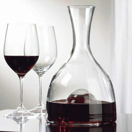 Visual Decanter with Punt