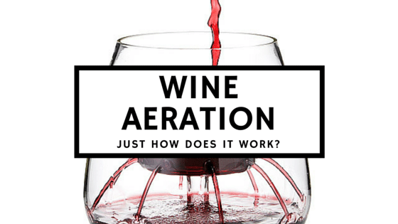 aerated wine