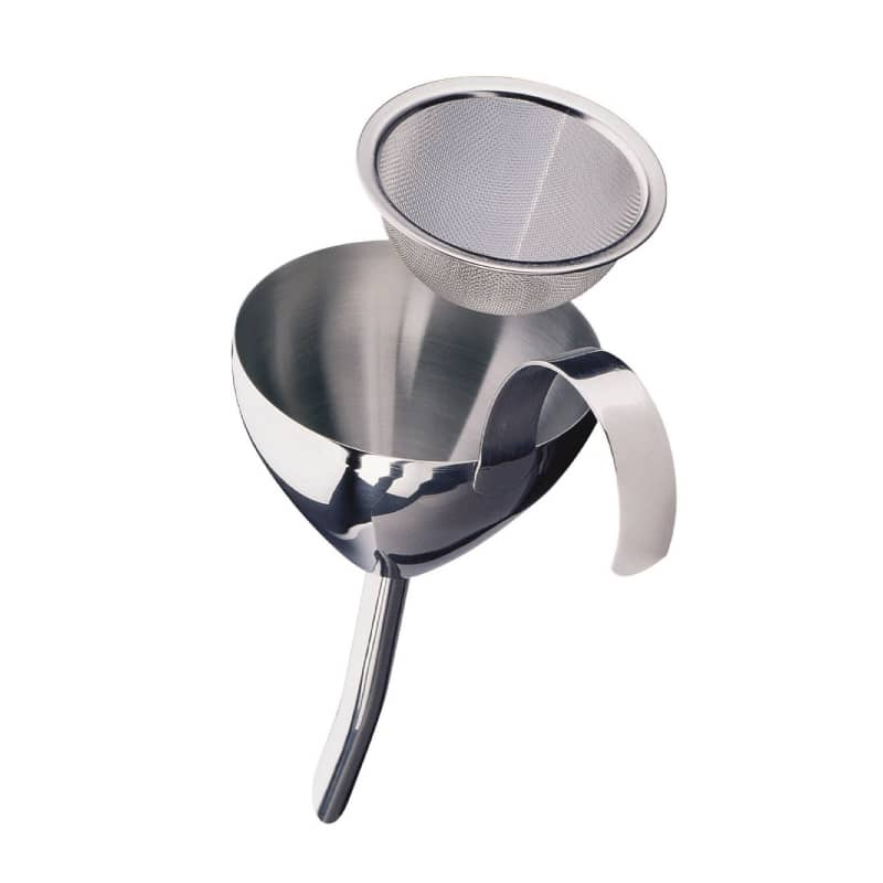 Wine Decanting Funnel With Filter