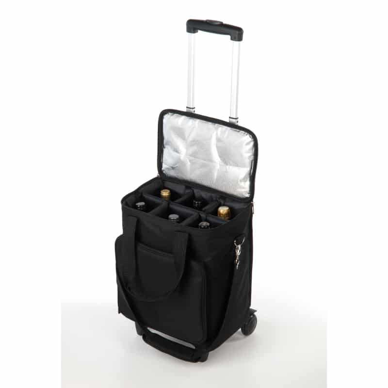 Wine Trolley Bag Insulated Carrier